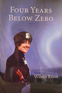 Four Years Below Zero book cover